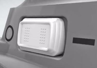Winbot 830 botón de vacío