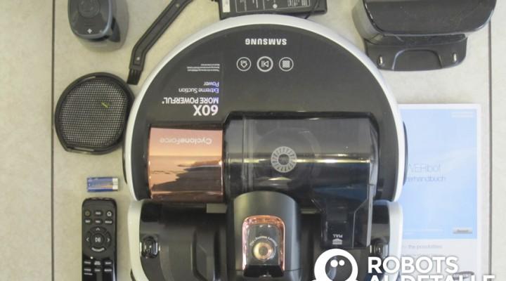 Samsung Powerbot VR 9000