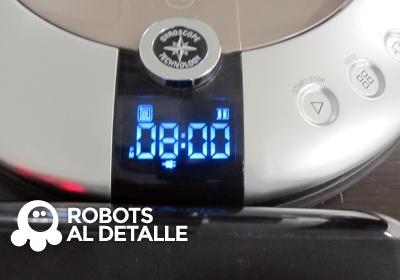 Hora establecida robot Rowenta