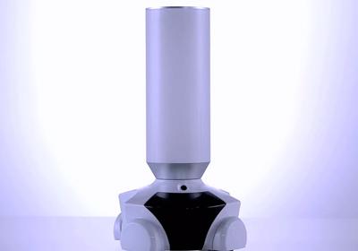 Robot Patin lámpara