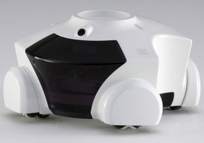 Patin, el robot asistente para el hogar