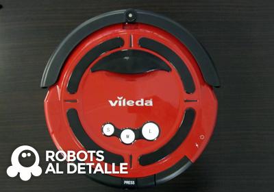Cambiar el cepillo lateral del Vileda MR-488A