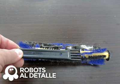 Limpiar cepillo Samsung Navibot corner clean