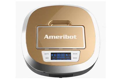 Presentamos el robot aspirador Ameribot 720