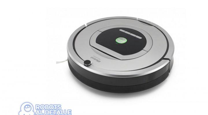 Nuevo iRobot Roomba 776