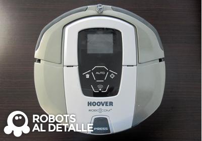 Cómo cambiar el idioma del Hoover RoboCom3 RBC 090