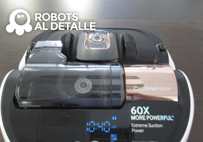 Cambiamos minutos Samsung Powerbot