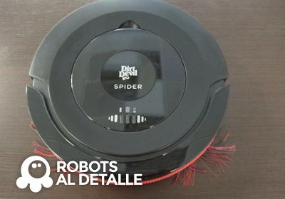 Cómo cambiar el filtro del Dirt Devil Spider