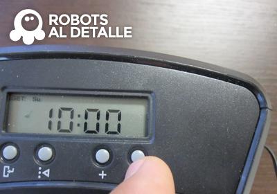 Philips Smartpro ajuste minutos