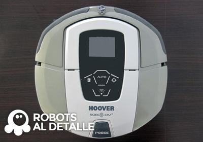 Probamos la App del Hoover Robocom RBC090