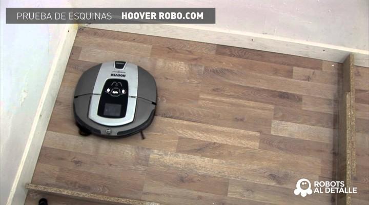 Hoover Robo.com RBC 090: Prueba de Esquinas