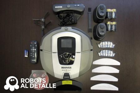 hoover robocom 090