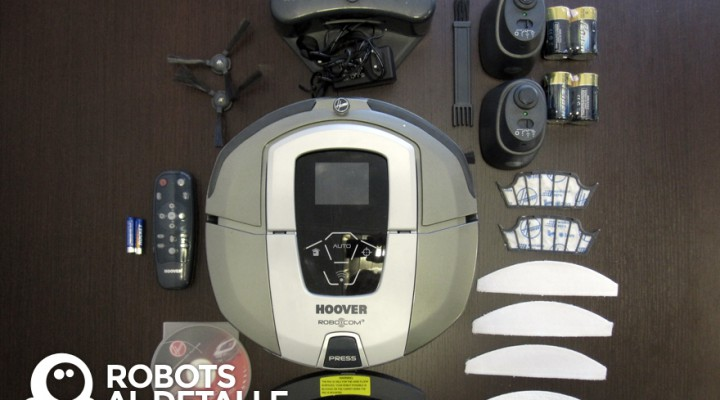 Hoover Robocom RBC090