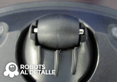 robot Vileda Relax plus rueda frontal