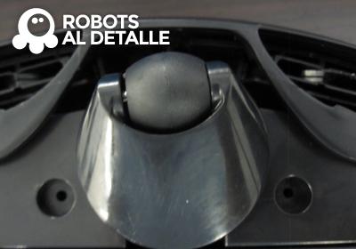 robot Vileda Relax rueda frontal