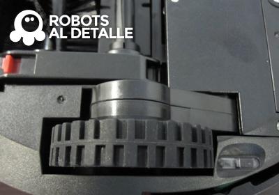 robots Vileda Relax plus rueda motriz
