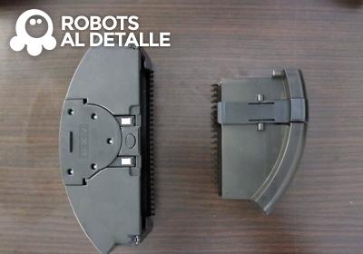 robots Vileda Relax y Relax plus depositos
