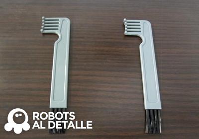 robots Vileda Relax y Relax plus herramientas de limpieza