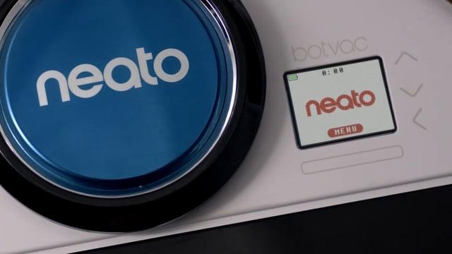 Video oficial Neato BotVAc D85