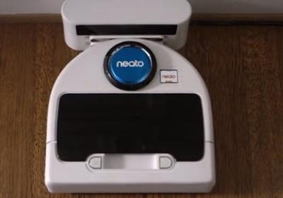 Robot aspirador Neato Botvac D85 cargando