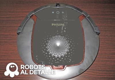 Robot aspirador Philips SmartPro Active