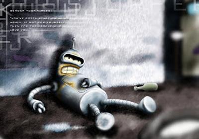 Robot aspirador necesita mantenimiento