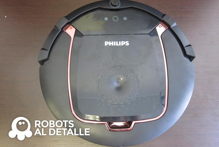 Colocar la mopa en el Philips SmartPro Active