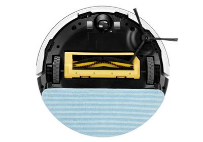 Robot aspirador CHUWI parte inferior