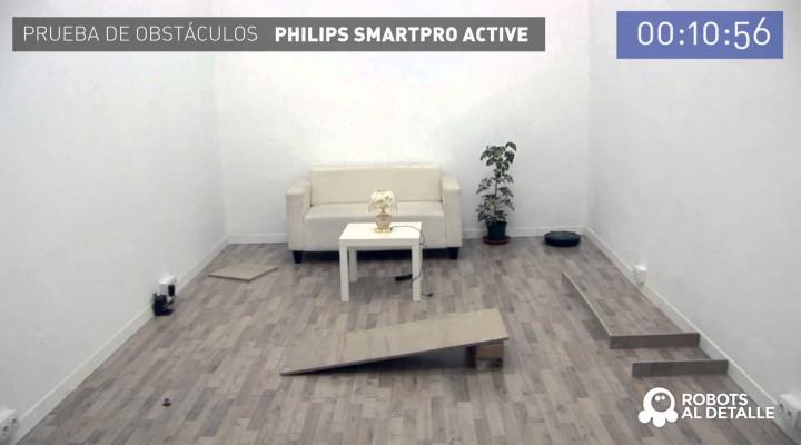 Sistema de navegación robot Philips SmartPro