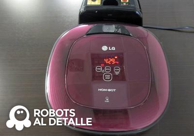 robot LG VR 64701 LVMP