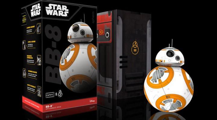 Robot BB-8, lo nuevo de Sphero se viste de  Star Wars