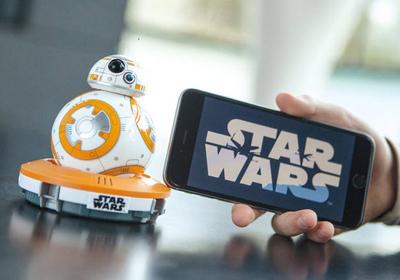 robot BB controlado por smartphone