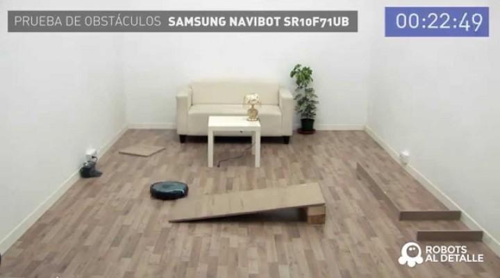 Prueba robots de limpieza: Miele, Samsung y Kobold