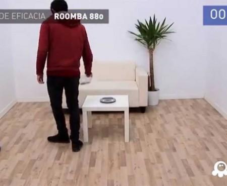 Resumen pruebas iRobot Roomba 880