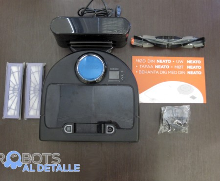 robot aspirador Neato BotVac D85