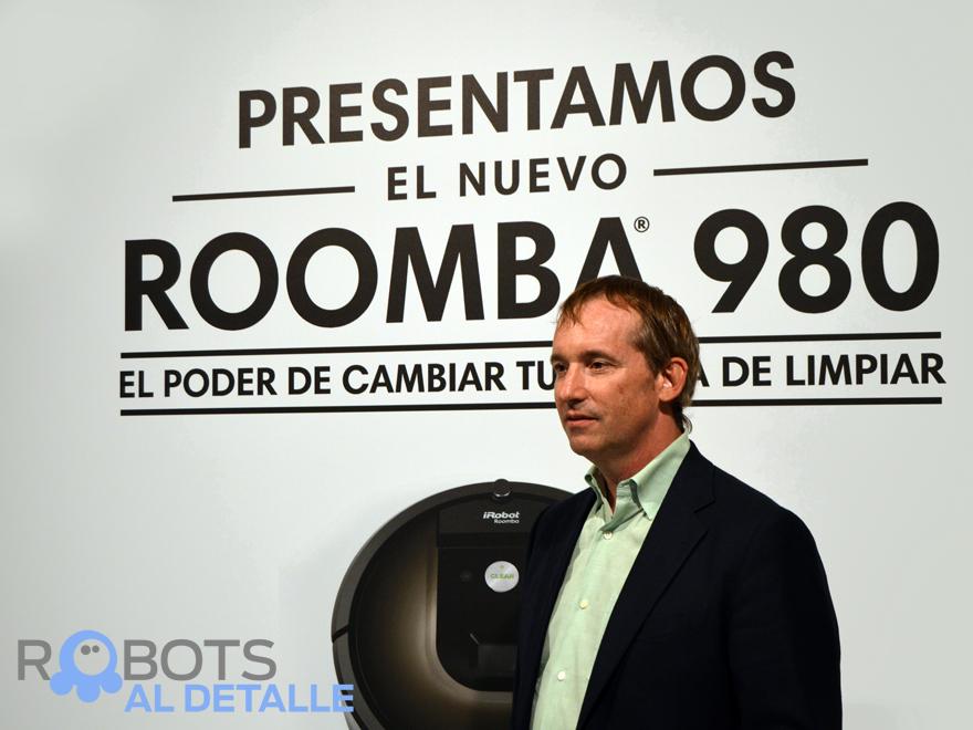 Nuevo iRobot Roomba 980: presentación oficial