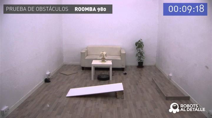 Sistema de navegación Roomba 980