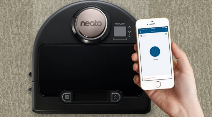 Neato BotVac Connected: un robot aspirador via WiFi