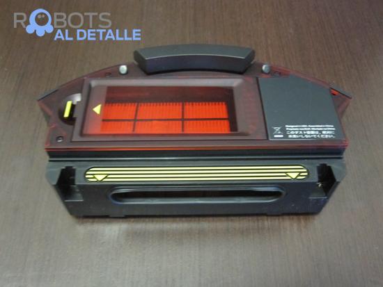 deposito robot aspirador irobot Roomba 980