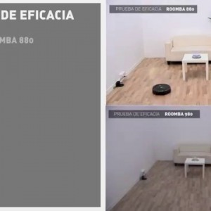 Robots aspiradores Roomba: comparativa pruebas
