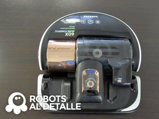 aspiradoras robot samsung powerbot
