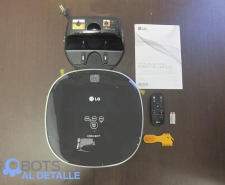 LG Hombot Square VR64604LV