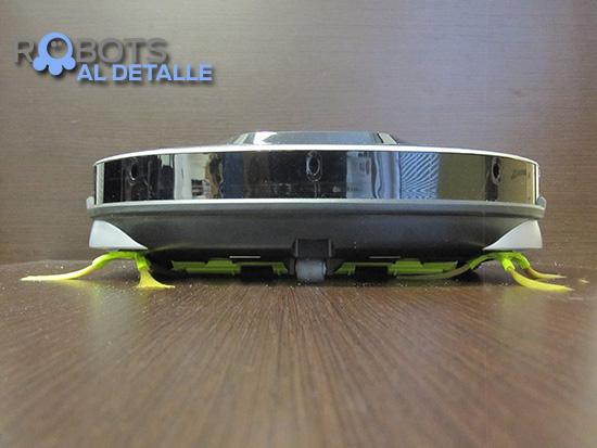 LG Hombot Square VR64604LV frontal