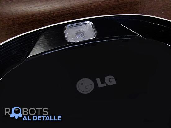 LG Hombot Square VR64604LV camara