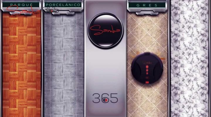 Aspirador robot Samba 365: video oficial