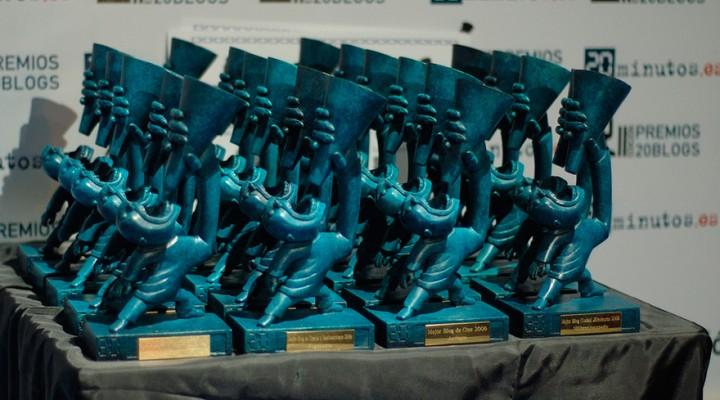 Participamos en los Premios 20 Blogs 2015