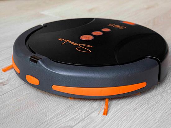 aspirador robot samba 365
