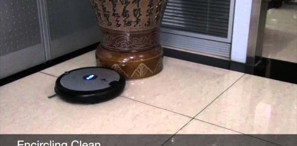 Aspiradora robot Donkey DL880: video oficial