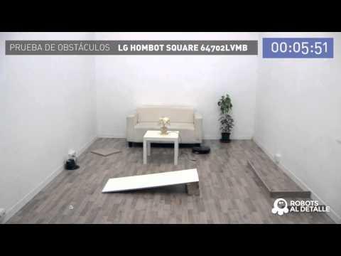 Sistema de navegación LG Hombot Square