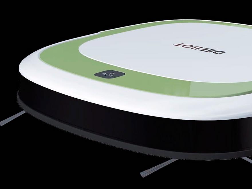 Un robot de limpieza compacto: Deebot Slim